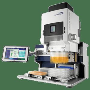 Product Mettler Toledo RAININ BenchSmart 96 Semi Automated Liquid Handling System