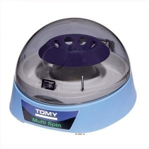 Product TOMY Multi Spin Centrifuges OK