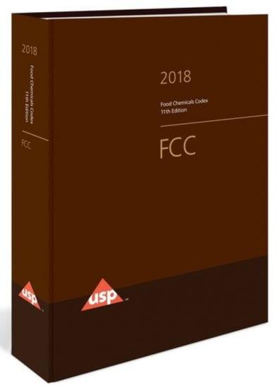 USP Food Chemical Codex