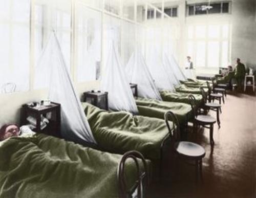 sejarah pandemi