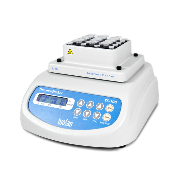 BIOSAN Thermo–Shaker TS-100