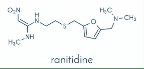 Uji Nitrosodimethylamine yang menemukan adanya NDMA pada obat ranitidine