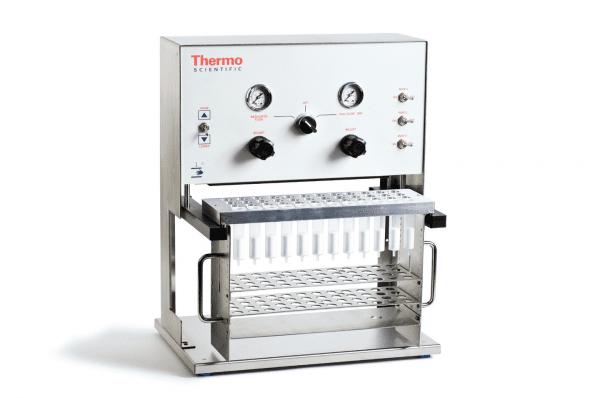 HyperSep positive pressure manifold