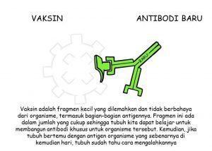 Cara kerja Vaksin